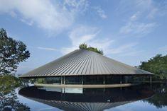 Gallery - Sayama Lakeside Cemetery Community Hall / Hiroshi Nakamura & NAP - 19