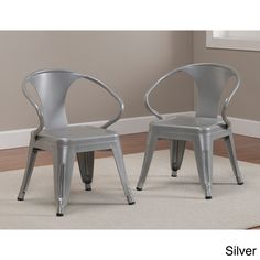 Kids Tabouret Stacking Chairs (Set of 2) | Overstock.com