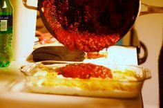 Million Dollar Spaghetti  use fresh mozzarella, cheddar, or blend of italian cheese