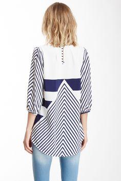 Fashion, print tunic, style, Hautelook