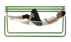 Comfortable Hammock for Outdoor Relaxation