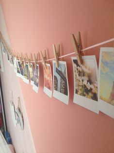 Image via We Heart It https://weheartit.com/entry/141707858 #diy #inspiration #picture #polaroid #room