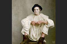 See Bill Irwin, American Theater's Clown Prince, Shot by Annie Leibovi | Vanity Fair
