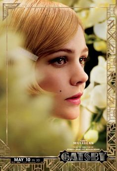 Daisy in The Great Gatsby: Played by Carrie Mulligan
