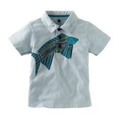 Venda Fish Polo Sz 10