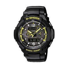 Casio G-Shock Solar Watches