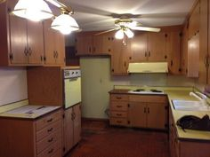 Before & After: Anne's Nod to Mid-Century Kitchen Overhaul