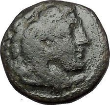Alexander III the Great as Hercules 336BC Ancient Greek Coin Bow Club i54637 https://trustedmedievalcoins.wordpress.com/2016/02/25/alexander-iii-the-great-as-hercules-336bc-ancient-greek-coin-bow-club-i54637/