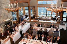Kicking Horse Mountain Resort wedding photos
