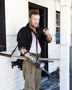 Merle Dixon. Michael Rooker.