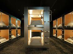 Luxury Sleep Pod Diy