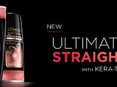 FREE L'Oreal Sample Packs – Choose From Total Repair 5, Ultimate Straight or Color Vibrancy! #loreal #usa #us #america #beauty #shampoo