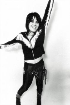 Joan Jett. Joan Jett, Punk Rock, Hard Rock, Rock N Roll, Bad Reputation, Sandy West, Cherie Currie, Chrissie Hynde, Frankie Magazine