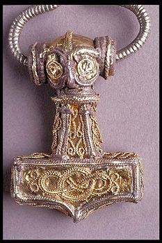 Silver and gold - from Erikstorp, Ostergotland (SHM 5671)