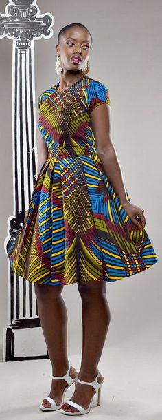 Latest Ankara Styles For Your Latest African Fashion we exit for an incident implies that we want to urge the right Ankara vogue. African Dresses For Women, African Print Dresses, African Attire, African Wear, African Fashion Dresses, African Women, African Prints, African Style, African American Fashion