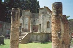 Naples Museum, Peter Wood, Pompeii Ruins, World Cruise, 17th Century Art, Alexander The Great, Luxor Egypt, Future City, British Library