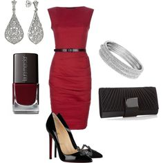 Simple Elegance, created by lovinthatstyle.polyvore.com