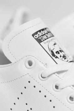 Adidas x Raf Simons White Stan Smith Sneaker