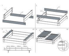 bac sable plan1 id e bricolage pinterest patios. Black Bedroom Furniture Sets. Home Design Ideas