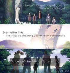Shuyuriee | Anohana: The Flower We Saw That Day