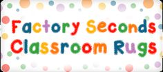 Factory Seconds Classroom Rugs - A great option when looking for religious, preschool, and elementary classroom rugs at major discounted pricing!