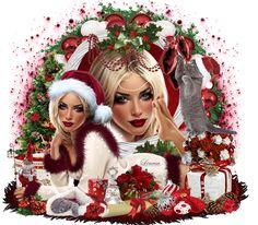 Artist: ZLata_M Tube: Janis Christmas
