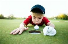 Expert Golf Tips For Beginners Of The Game. Golf is enjoyed by many worldwide, and it is not a sport that is limited to one particular age group. Not many things can beat being out on a golf course o Kids Golf, Play Golf, Play Tennis, Kids Sports, Golf Fotografie, Golf Etiquette, Golf Pictures, Golf Images, Foto Fun