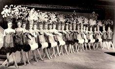 legendary dance company- Moulin Rouge Paris