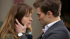 """What about you? I'd like to know more about you."" Fifty Shades of Grey"