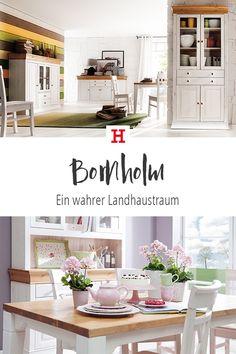Mit Bornholm Geben Sie Ihrem Esszimmer Ein Nostalgisches, Ländliches Flair,  Das Dennoch Frisch U0026