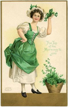 10 St. Patricks Day Printable's - Free