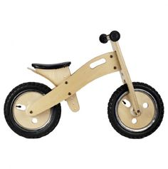 Classic Smart Balance Bike  //  I can vouch for these bikes. We got one for our toddler and he loves it. It's great for learning how to ride and balance. We hope he doesn't have much use for training wheels when the time comes.