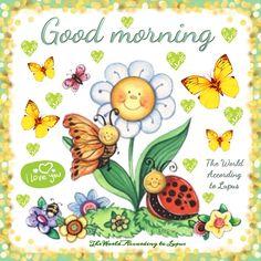 ~C~ Good Morning