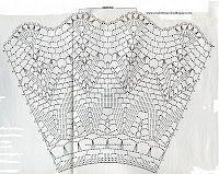 Crochet Fan eventail