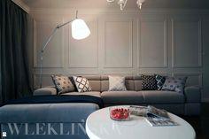 Salon styl Eklektyczny - zdjęcie od Wleklinska Interior and Yacht Design - Salon - Styl Eklektyczny - Wleklinska Interior and Yacht Design