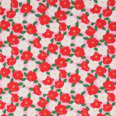 http://www.kawaiifabric.com/en/p11674-pink-structured-cute-red-white-flower-dobby-fabric-from-Japan.html