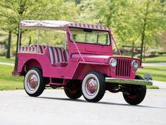 Willys Jeep Surrey (DJ-3A) '1959–64