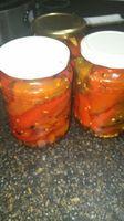 Ardei copti la borcan - gabrielamanolache Salsa, Jar, Food, Canning, Eten, Jars, Meals, Salsa Music, Drinkware