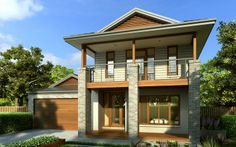 Plantation, New Home Designs - Metricon