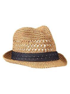 43ad801b18946 Sombrero de fieltro para chico de Gap