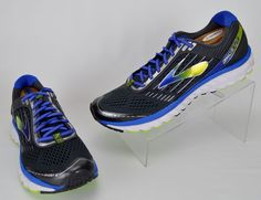 Brooks Ghost 9 Gray Blue Running Shoes Men's Size 10.5 M New Without Box #Brooks…