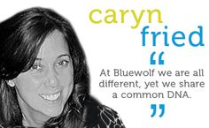 At Bluewolf we are all different, yet we share a common DNA