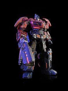 War for Cybertron : Prime (BFG 1) | Flickr - Photo Sharing!