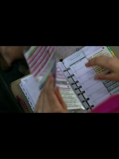 """Jane Ryan Planner from, """"A New York Minute"""""""