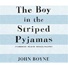 Bruno and his family move house, and meets Shmuel, a boy who lives a strange parallel existence on the other side of the adjoining wire fence and who, like the other people there, wears a uniform of striped pyjamas.