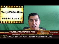 ALDS MLB Picks Predictions Betting Odds Preview 10-6-2016