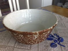 Old Arabia owen bowl ♥ This is on my wishlist ♥