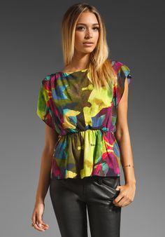 festive a+o blouse