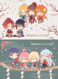 Anime Chibi, Anime Art, Star Character, Comedy Anime, Chibi Characters, Cute Chibi, Ensemble Stars, Funny Cute, Art Sketches