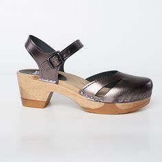 Side Slit Sandal With Ankle Strap - BENDABLE BASE- Style # 71-623